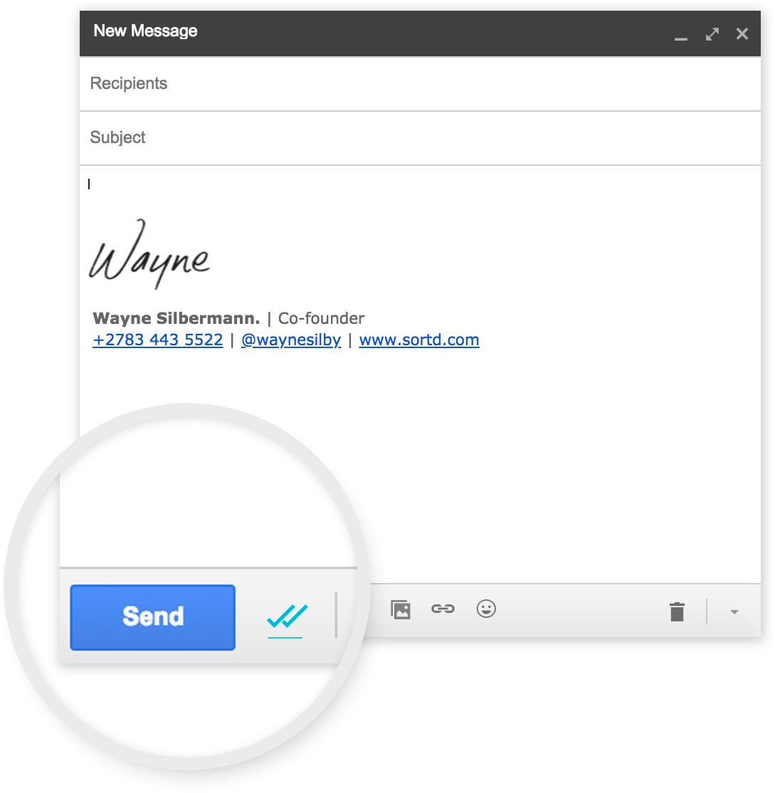 How does email tracking work? : Help Desk